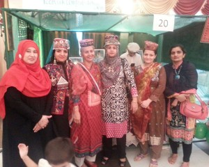 Gilgit Baltistan represented at cultural show in Muscat, Oman