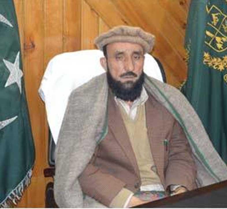 GB Forest Minister Haji Muhammad Wakil passed away due to cardiac arrest