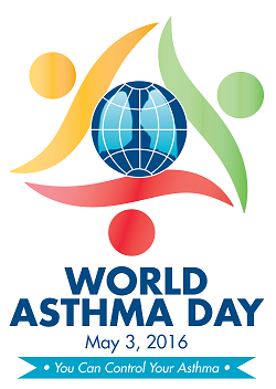 """You Can Control Your Asthma"" – World Asthma Day 2016"