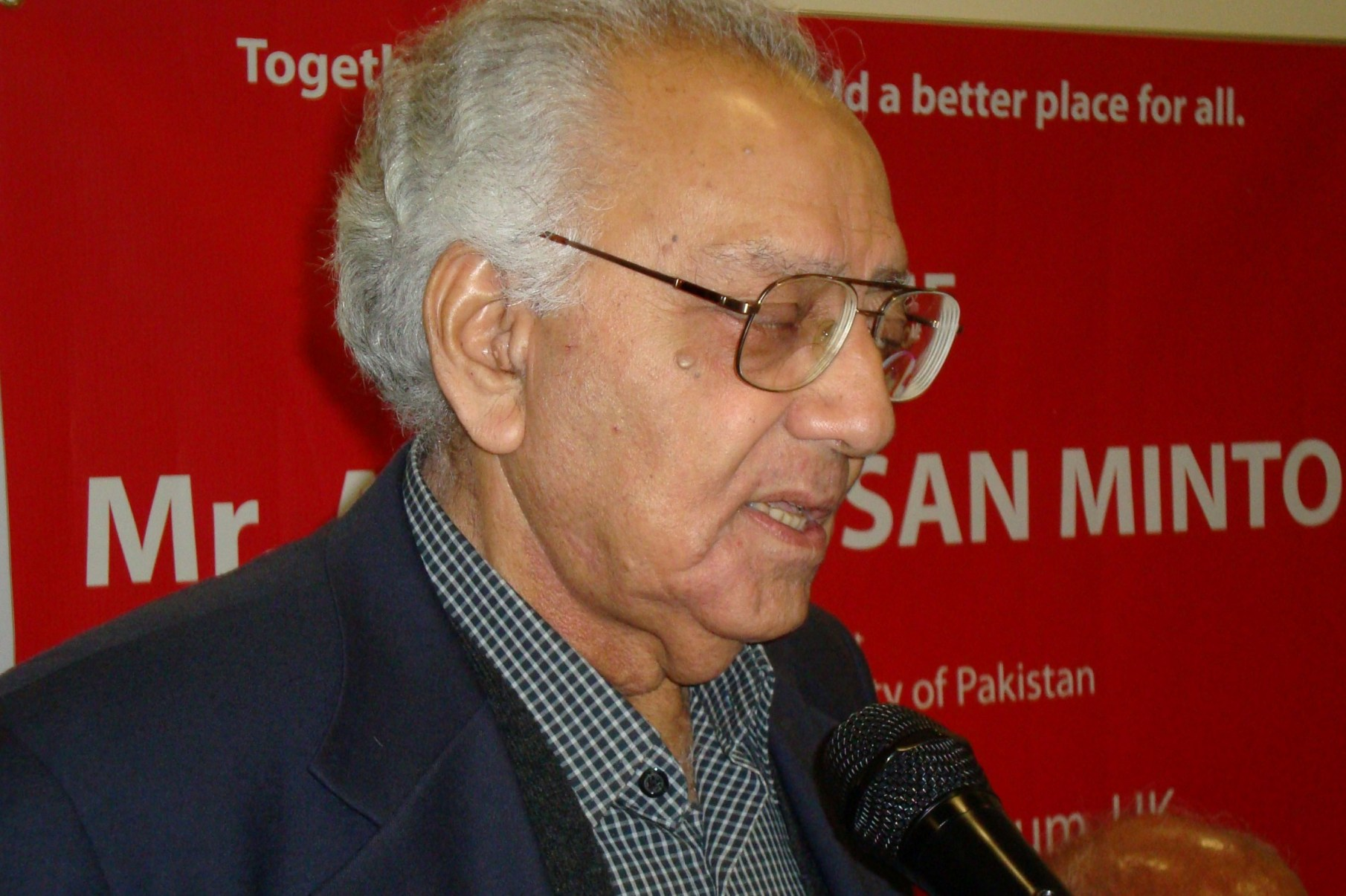 AWP President Abid Minto urges GB Election Commissioner to take notice of pre-poll rigging