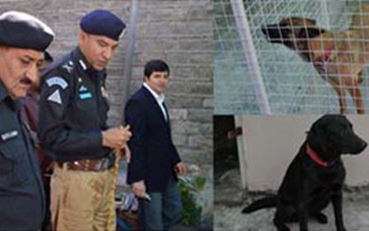 Sniffer Dogs Unit established in Gilgit-Baltistan Police