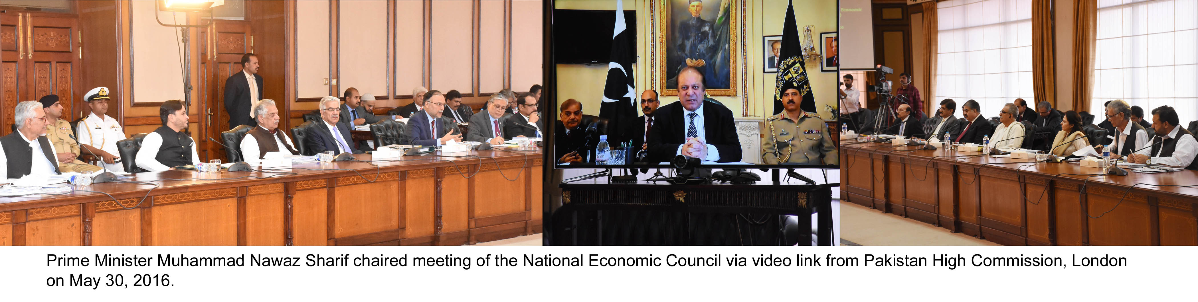 Energy and Tourism projects approved for Gilgit-Baltistan during National Economic Council meeting
