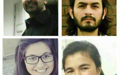 Hunza: Four people from Gojal Valley pass away in fatal car accident