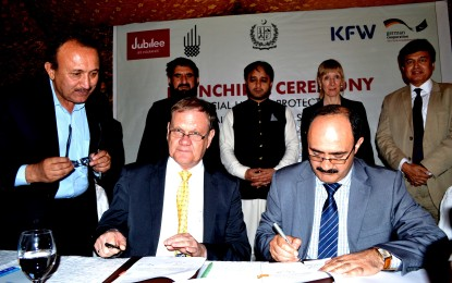 Government of Gilgit-Baltistan Launches Sehat Hifazat  Health Protection Programme