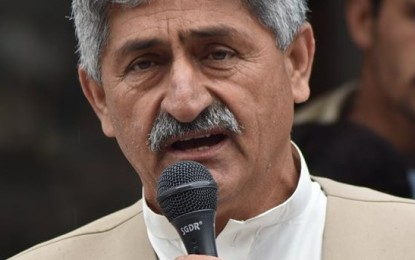 Rumors of withdrawing from election unfounded, says Col (r) Abaid