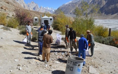 Tourism and Environmental Preservation in Gilgit-Baltistan
