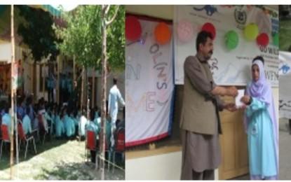 World Environment Day celebrated in Rakaposhi Valley, District Nagar