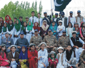 Veterans' Convention held in Skardu
