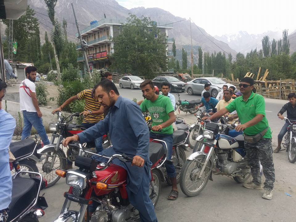 Gilgit-Baltistan hit by fuel shortage yet again