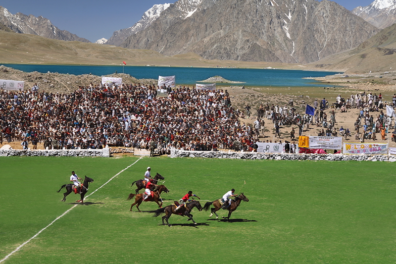 Gilgit- Baltistan will participate in Shandur Festival, details to be decided after Eid : CM