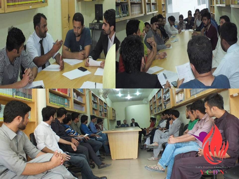 Rawalpindi: Youth leaders from Gilgit-Baltistan and Chitral discuss issues, deliberate on possible solutions