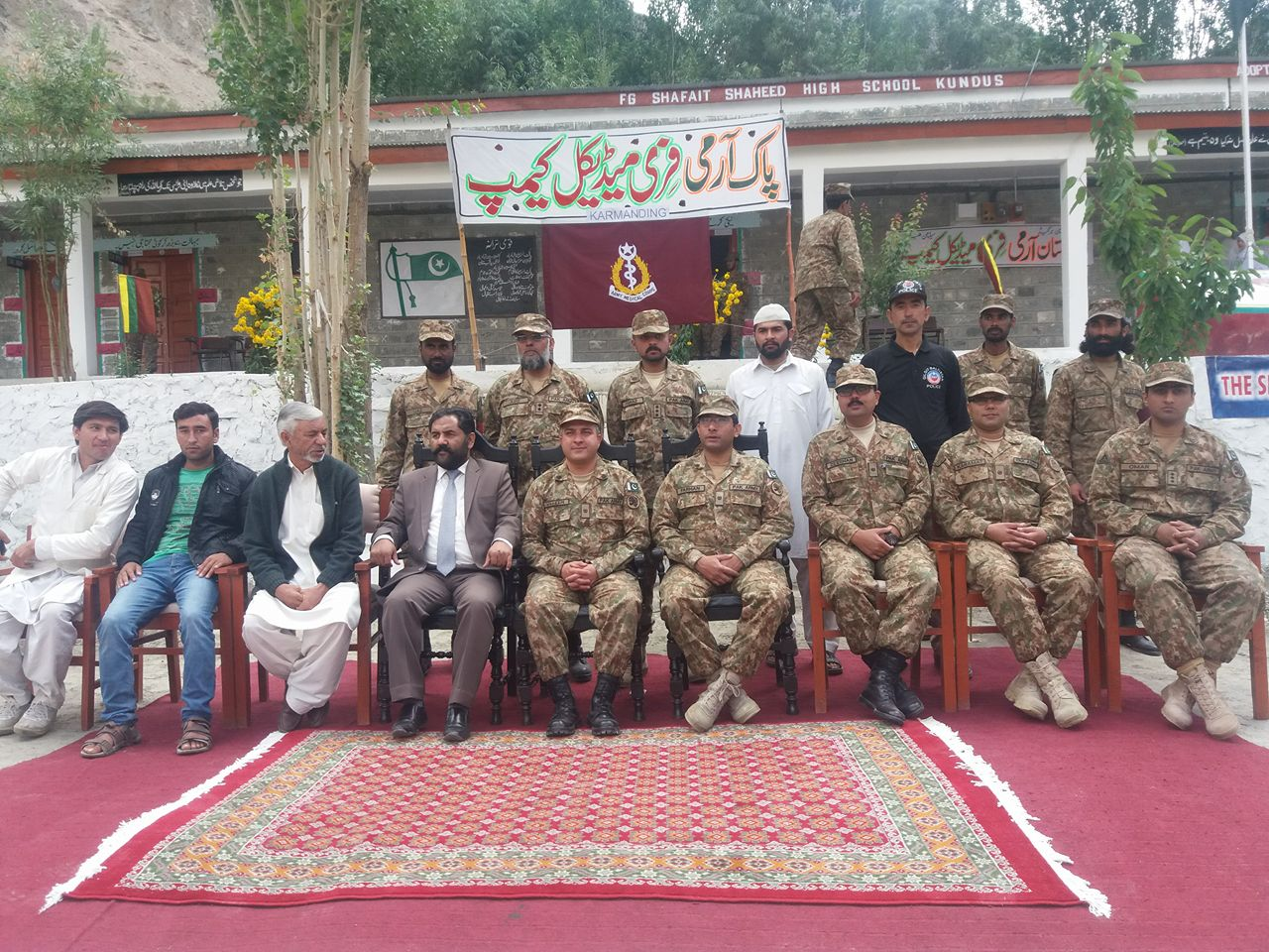 Pakistan Army arranges three-day medical camp in Kondus Valley, Ghanche