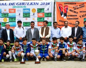 Futsal De Ghulkin: An Exciting Football League