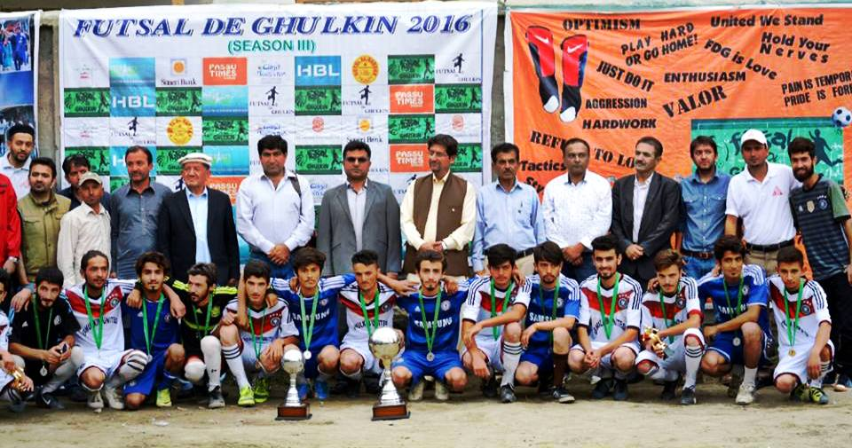 Futsal De Ghulkin: An Exciting Football League