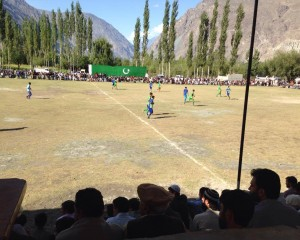 The 17th Shaheed-e-Aman Football Tournament Concluded, Team Sumal is the champion