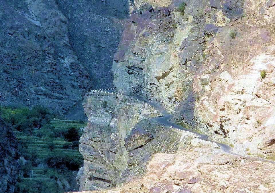 Traveling like gypsies from Skardu to Gilgit