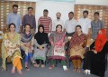 Gilgit: WWF and ICIMOD organize training on financial literacy and flood preparedness