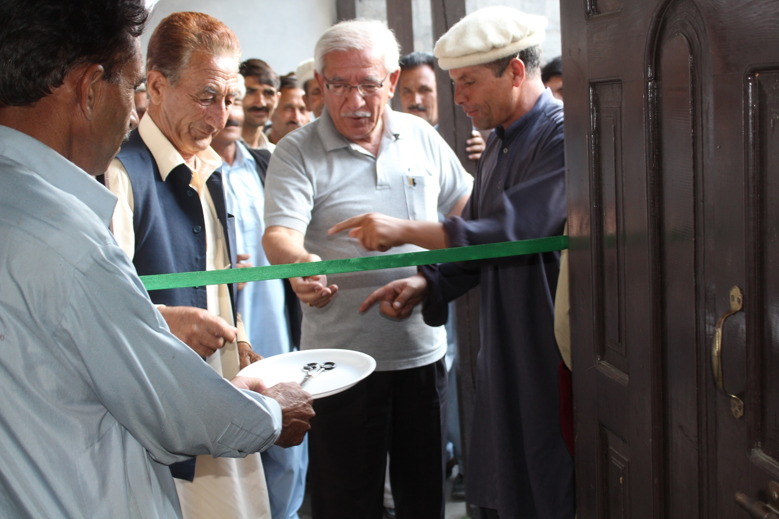 CKU Traditional Music School inaugurated in Mominabad village of Ishkoman, Ghizer