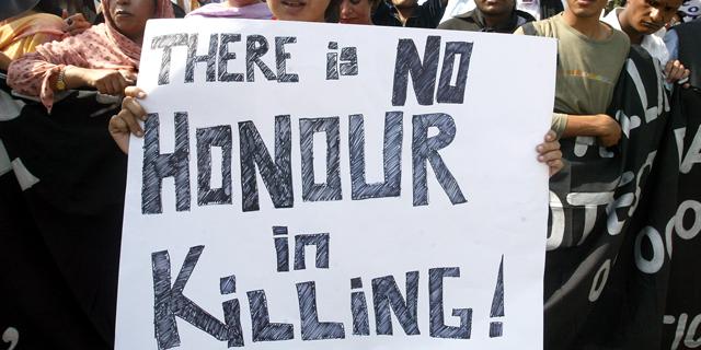 Honor Killing: A Menace for the Pakistani Society