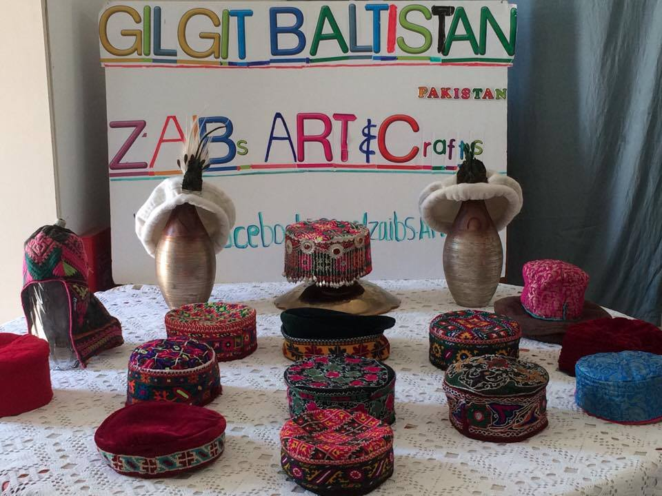 My cap, My Pride: The Women's Caps from Gigit-Baltistan