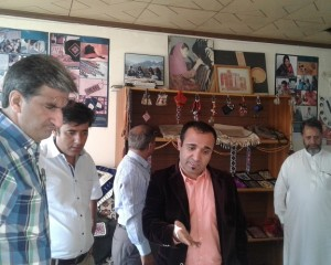 USAID delegation visits KADO projects