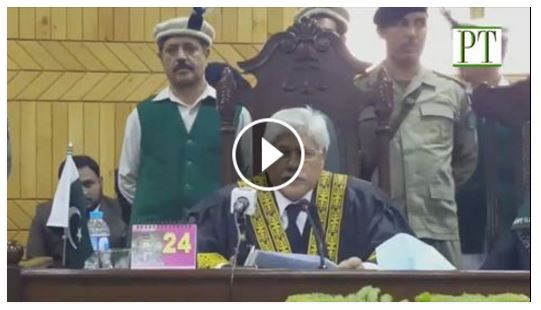 Glowing tributes paid to late Justice Shehbaz Khan