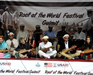 """Roof of the World Festival"" held in Gulmit, Gojal"
