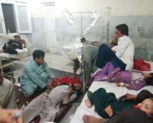 Chitral: More than 200 people suffer due to food poisoning after wedding feast