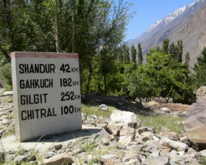 Survey started for improvement of Chitral-Shandur road