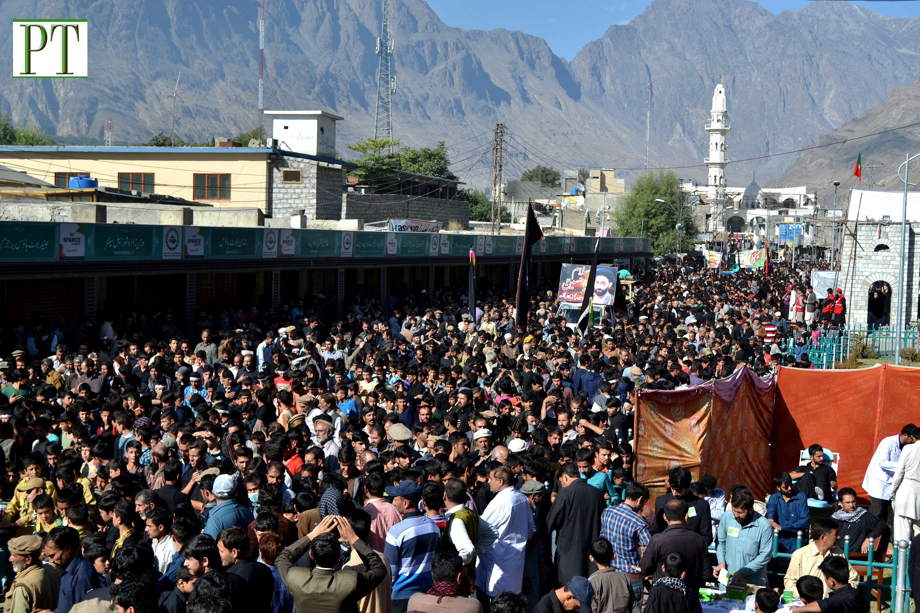 Ashura processions held peacefully across Gilgit-Baltistan
