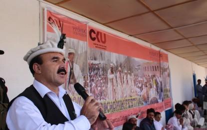 """Gharikhomik"" festival celebrated in Tero Valley, Ghizer"