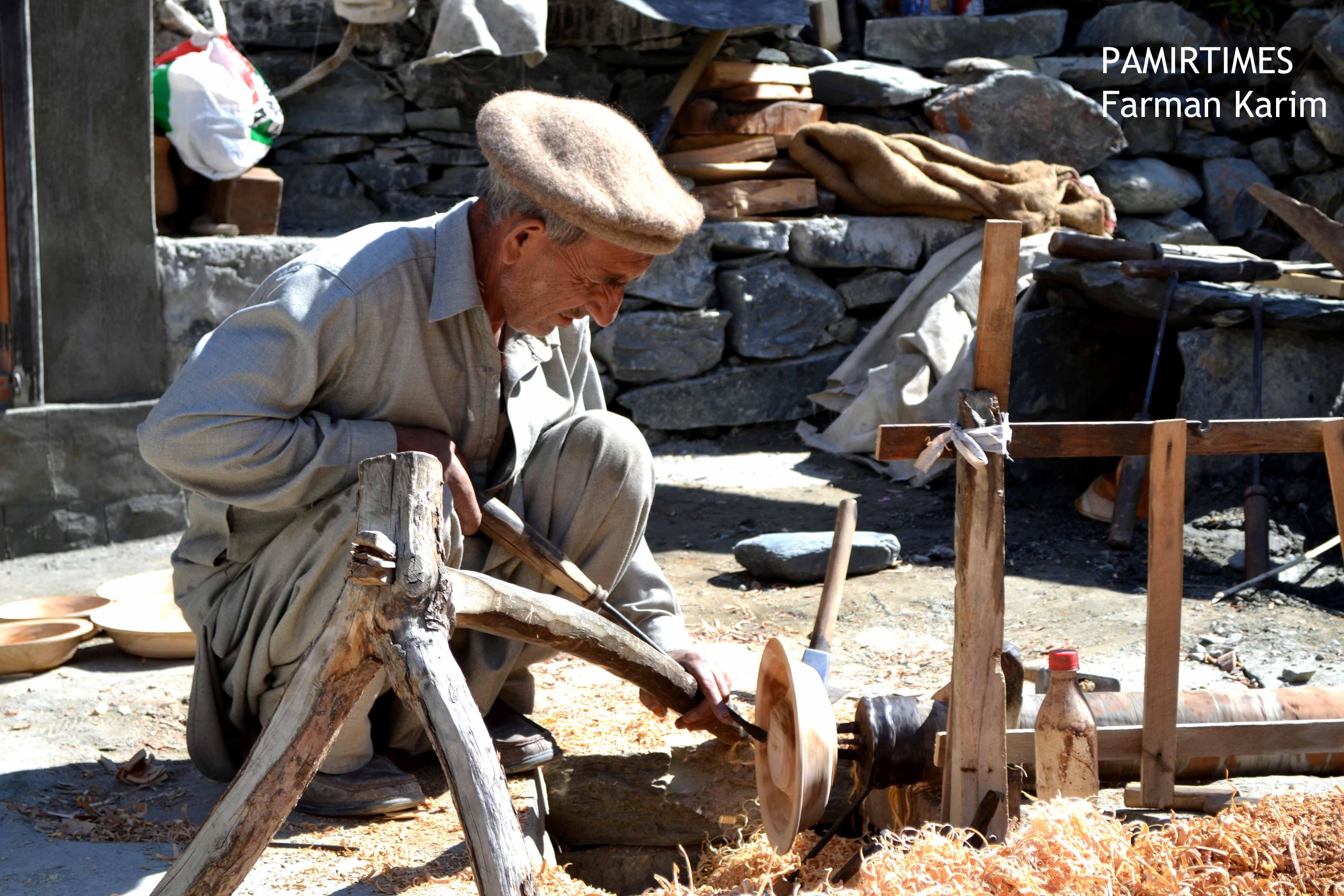 The story of Mayun Shah: A Woodcraft Artisan
