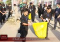 Hussaini Volunteers from Gilgit-Baltistan organize cleanliness drive in G-6/2, Islamabad