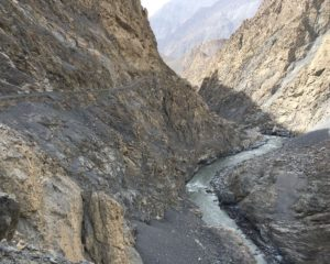 Meet the daredevil driver who traveled 60kms in reverse gear from Passu to Shimshal