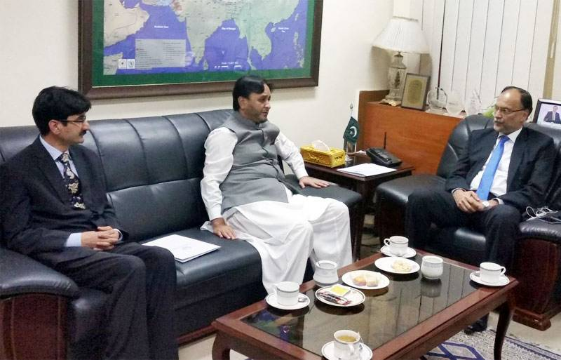 Cooperation between Gilgit-Baltistan and Xinjiang  in health, tourism and education sector on the cards