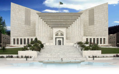 SC orders federation to file statement on legal status of Gilgit-Baltistan