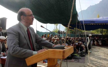 350 mn approved for KIU Hunza Campus, Depts of Tourism and Development be established initially: VC