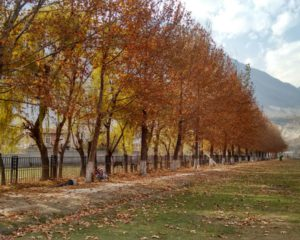 Autumn views in Gilgit City – Pictorial