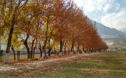 Autumn views in Gilgit City – Pictorial