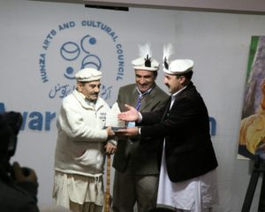 Pictorial – Poets, singers, and musicians honored at Hunza Art Council Awards Ceremony