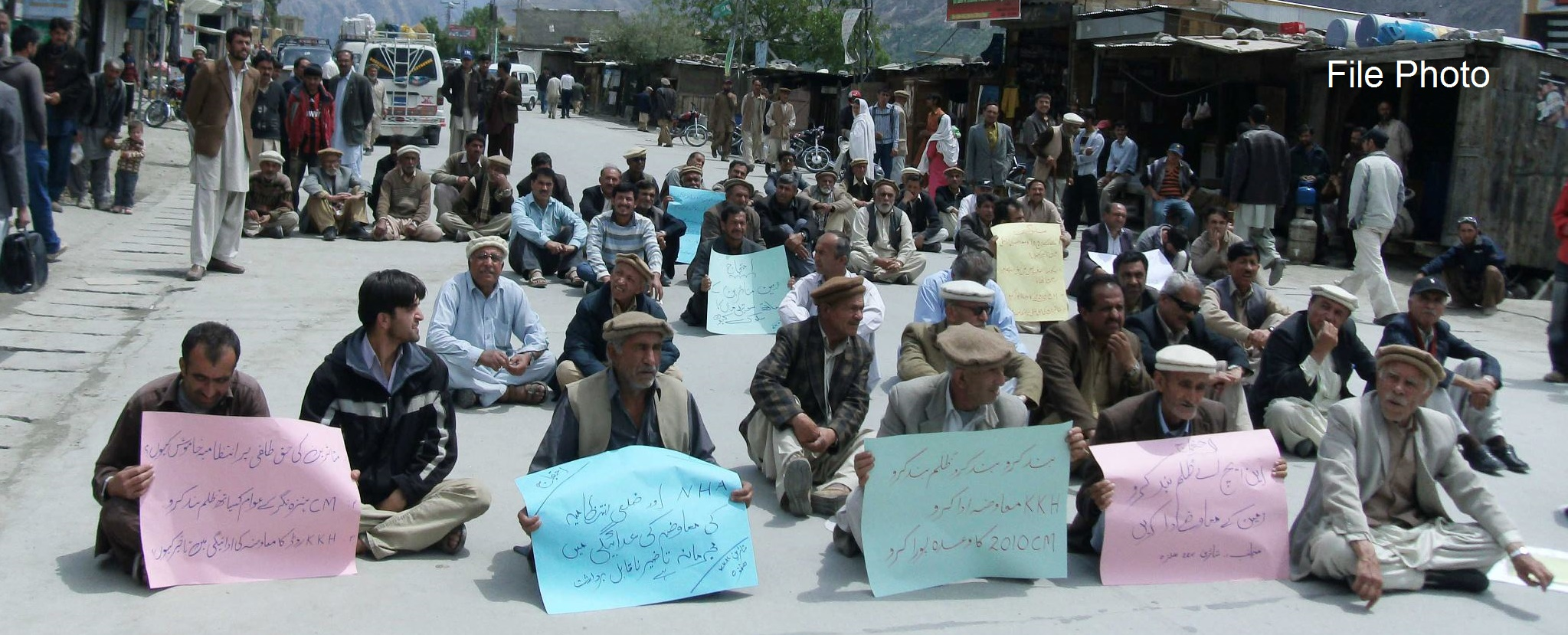 Compensation Unpaid: Strike to be observed in Gojal Valley on 18th November