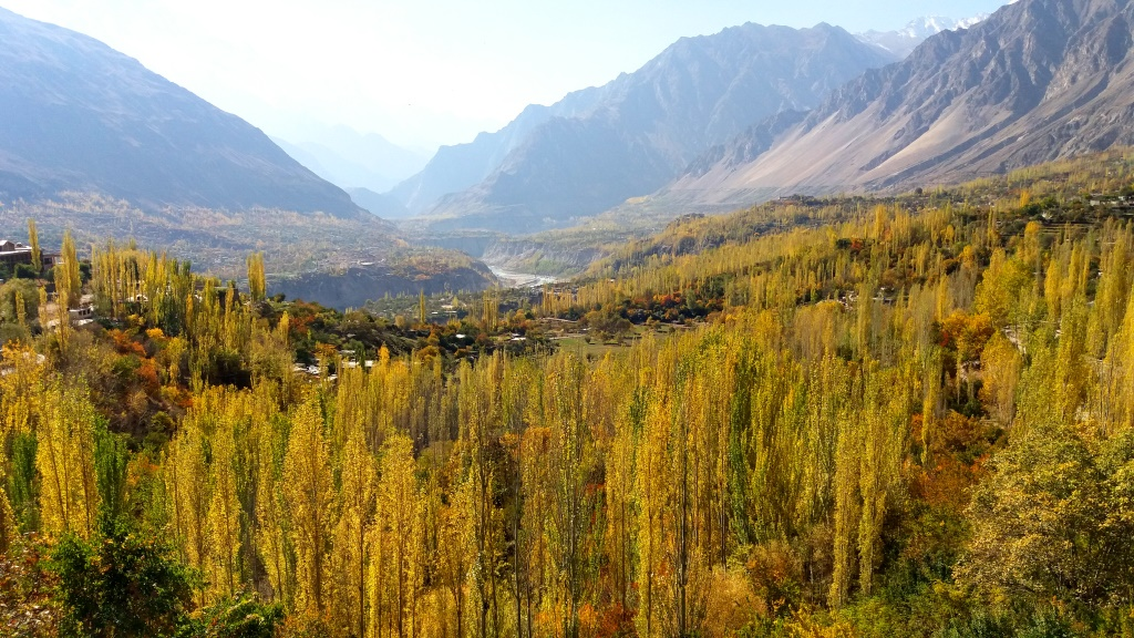 The Hunza-Nagar Valley