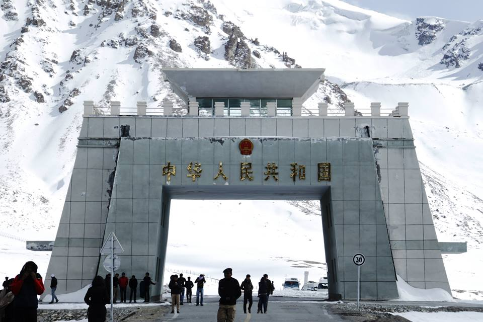 China's Xinjiang tightening border amid terrorist threats