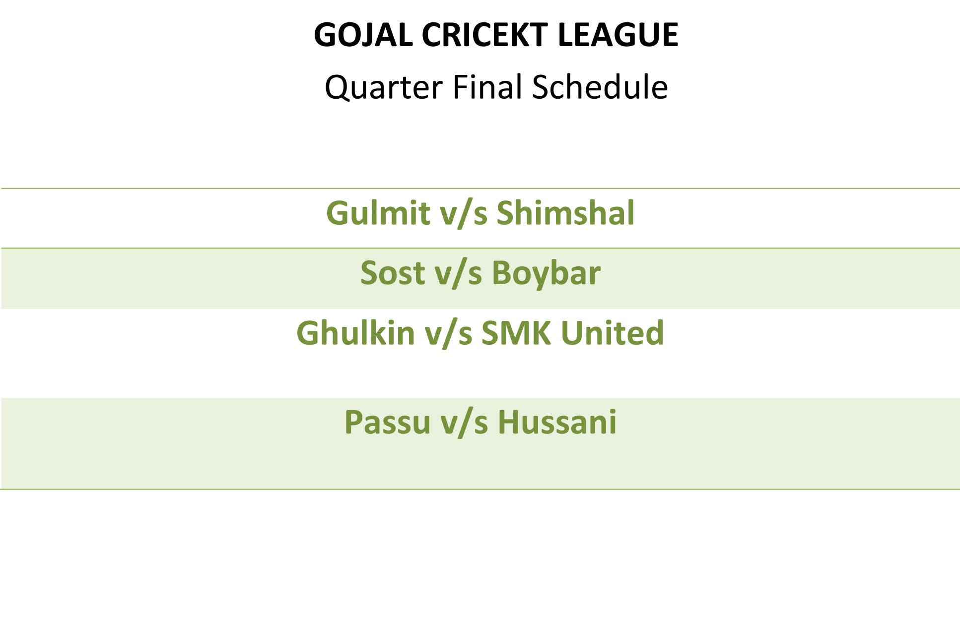 quarter-final-schedule