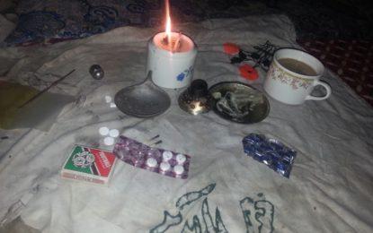 Opium Addiction Destroying Families