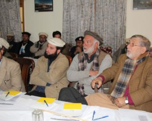 Workshop held for district level stakeholders of dispute resolution council