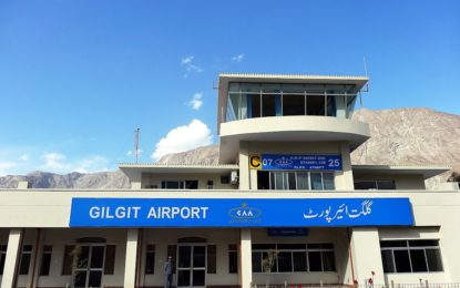 Gilgit airport to be renamed after freedom war hero Group Captain Shah Khan