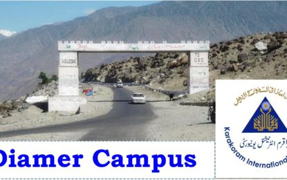 Government approves KIU sub campus in Diamer district