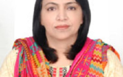 Salima Begum from Gilgit-Baltistan among top 50 Global Teacher Prize finalists