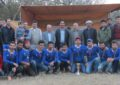 Team Ghulkin has won the Gojal Cricket League